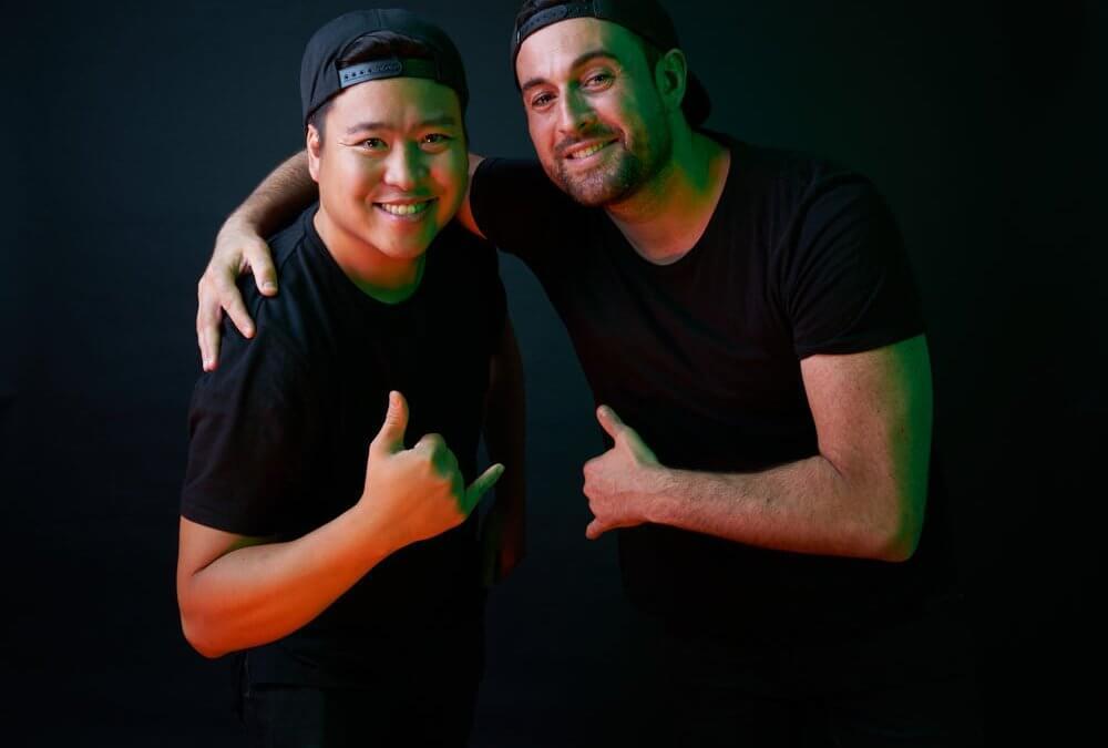 Chuong Nguyen & Genia Lewitzki
